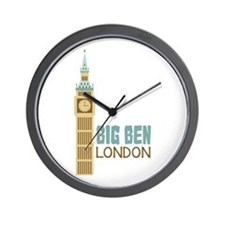 Big Ben London Wall Clock