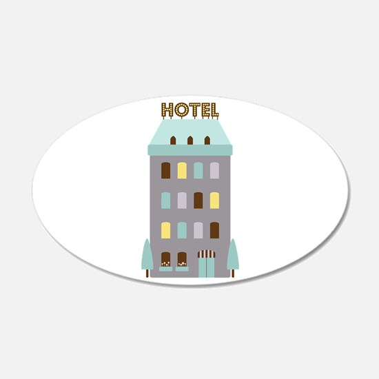 Hotel Wall Decal