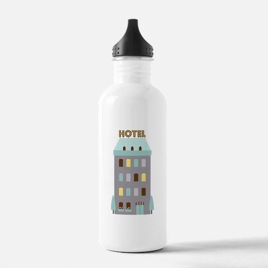 Hotel Water Bottle