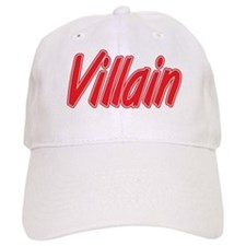 Villain Baseball Baseball Cap