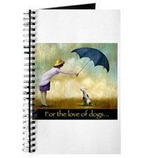 FOR THE LOVE OF DOGS Journal
