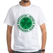 Official IRISH Drinking Team Shirt