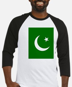 Flag of Pakistan Baseball Jersey