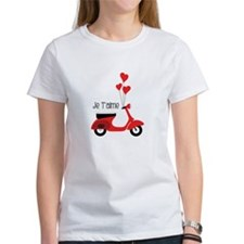 Je Taime T-Shirt