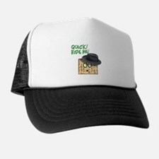 Hide the Afikomen Trucker Hat