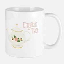 English Tea Mugs
