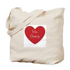 Heart-Mr Tote Bag