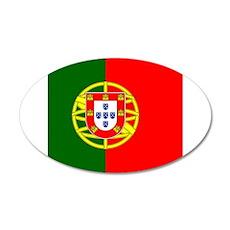 Flag of Portugal Wall Sticker