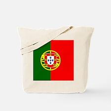 Flag of Portugal Tote Bag