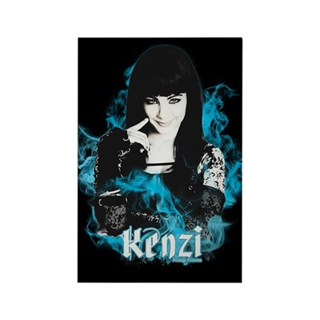 Lost Girl The Kenz Rectangle Magnet