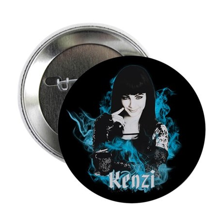 """Lost Girl The Kenz 2.25"""" Button"""