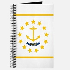Flag of Rhode Island Journal