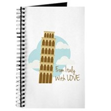 From Italy with Love Journal