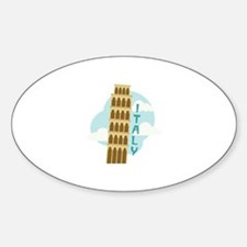 Italy Decal