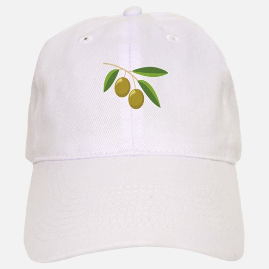 Olive Branch Baseball Baseball Baseball Cap