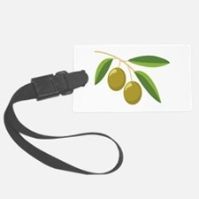 Olive Branch Luggage Tag