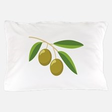 Olive Branch Pillow Case