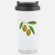 Olive Branch Travel Mug