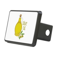 Olive Oil Hitch Cover