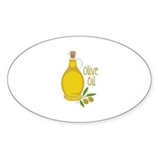 Olive Oil Decal