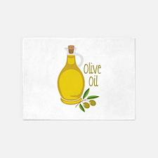 Olive Oil 5'x7'Area Rug