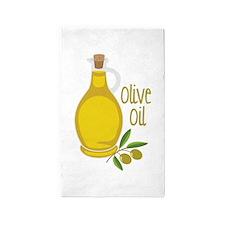 Olive Oil 3'x5' Area Rug