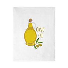Olive Oil Twin Duvet