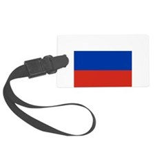 Flag of Russia Luggage Tag