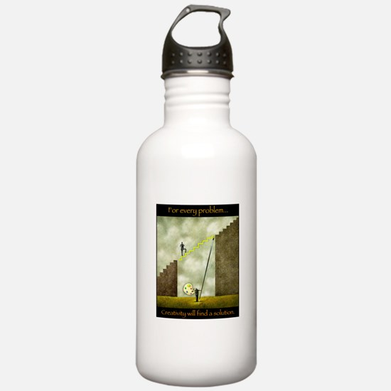 FOR EVERY PROBLEM... Water Bottle
