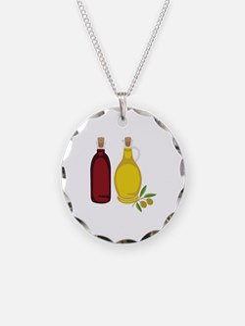 Olive Oil Necklace