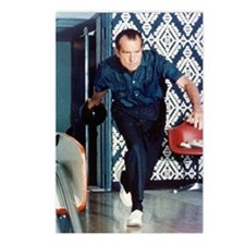 Nixon Bowling Postcards (Package of 8)