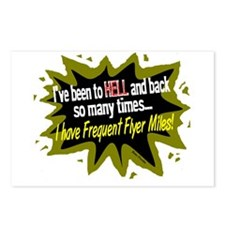 To Hell And Back Postcards (Package of 8)