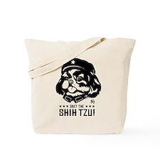 Obey the Shih Tzu! Revolutionary Tote Bag