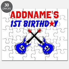 1 YR OLD ROCKER Puzzle