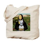 Mona's Bull Terrier Tote Bag