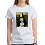 Mona's Bull Terrier Women's T-Shirt