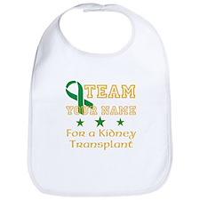 Personalize team Kidney Bib