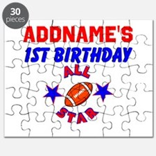 1 YR OLD FOOTBALL Puzzle