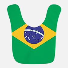 Brazilian Flag Bib