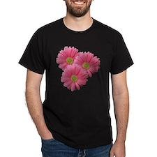 Pink Gerber Daisy T-Shirt