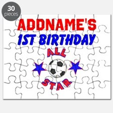 1 YR OLD SOCCER Puzzle