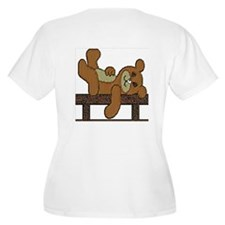 RELAXING BEAR T-Shirt
