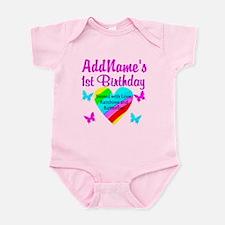 JOYOUS 1 YR OLD Infant Bodysuit
