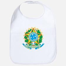 Brazilian Coat of Arms Bib
