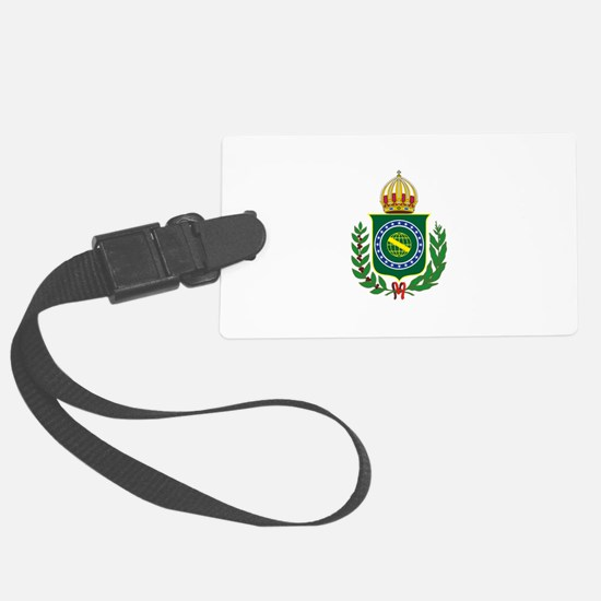 Brazilian Empire of Brazil Luggage Tag
