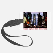 New York Souvenir Times Square Gifts Luggage Tag