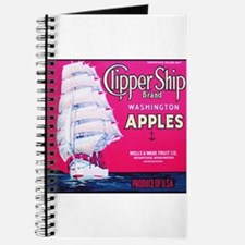 Unique Washington apple Journal