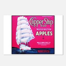 Unique Washington apple Postcards (Package of 8)