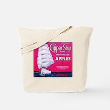 Funny Washington apple Tote Bag