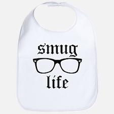 Hipster Smug Life Bib